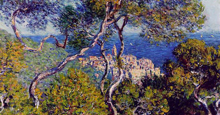 Monet in Mostra